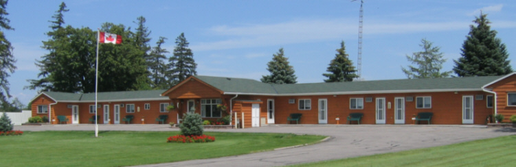 San-Man Motel - Port Perry Accommodations - Highway 12 just south of Highway 7A in Durham Region